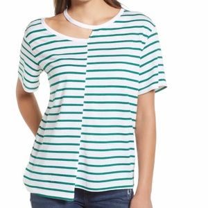 🌷3 for $15!🌷 BP Striped Remix Tee